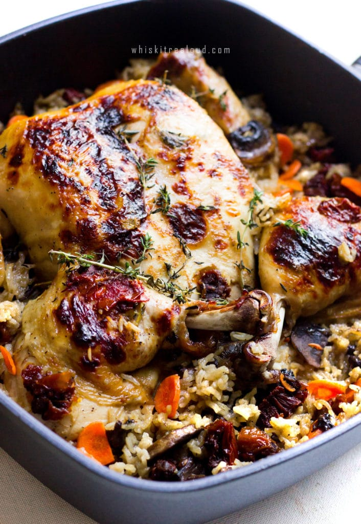 butterflied-roasted-chicken-and-rice-bake-with-apple-cider-thym-white-wine-glaze_-3-copy