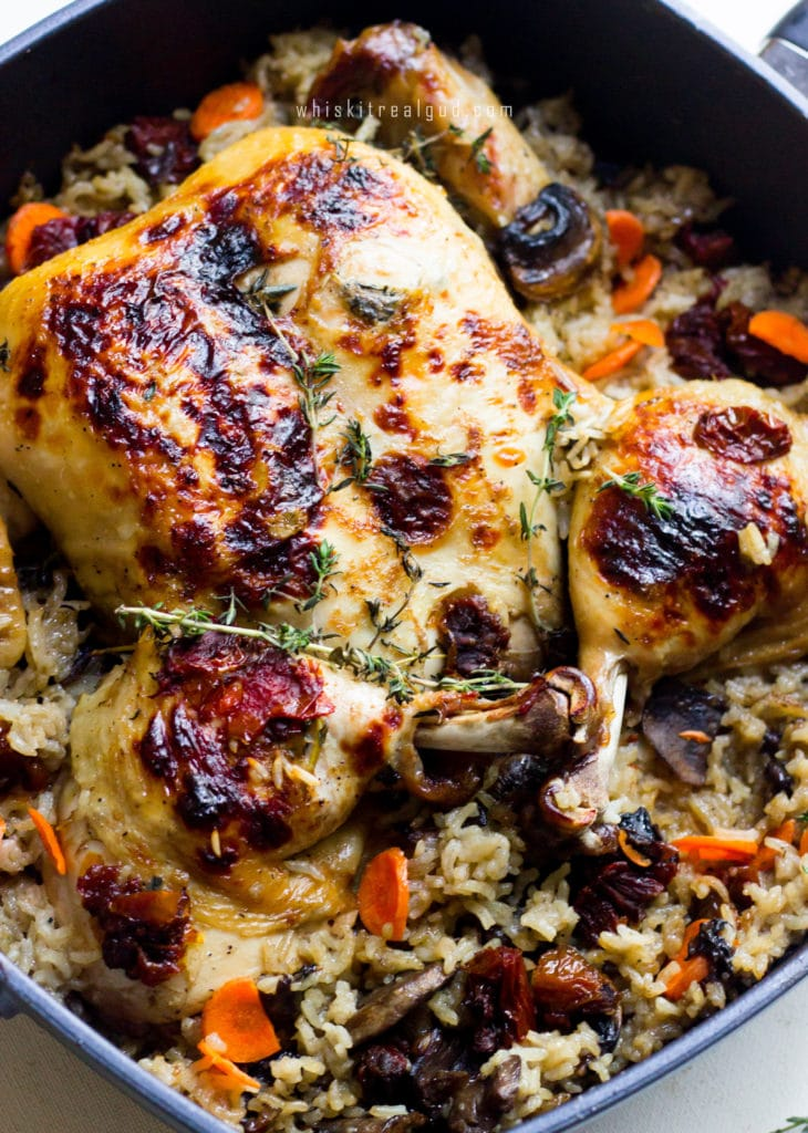 butterflied-roasted-chicken-and-rice-bake-with-apple-cider-thym-white-wine-glaze_-4-copy