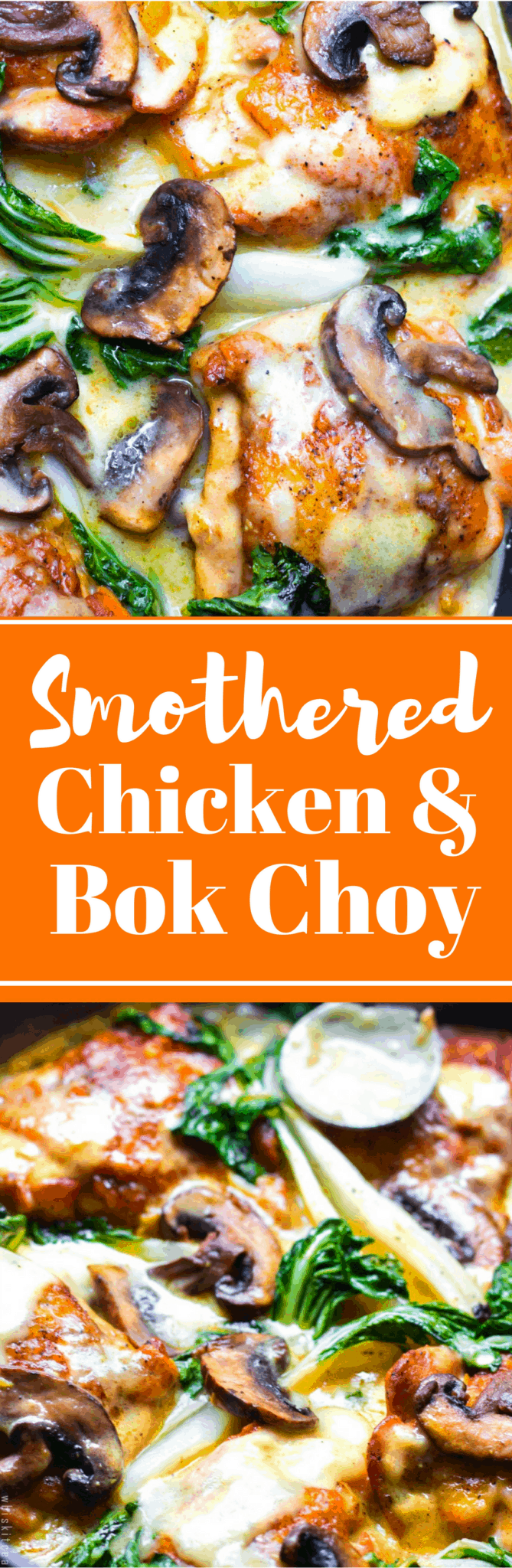 smothered-chicken-with-baby-bok-choy-better-than-bouillon