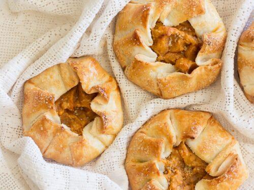 Mini Sweet Potato Pie Mini Pie Dessert