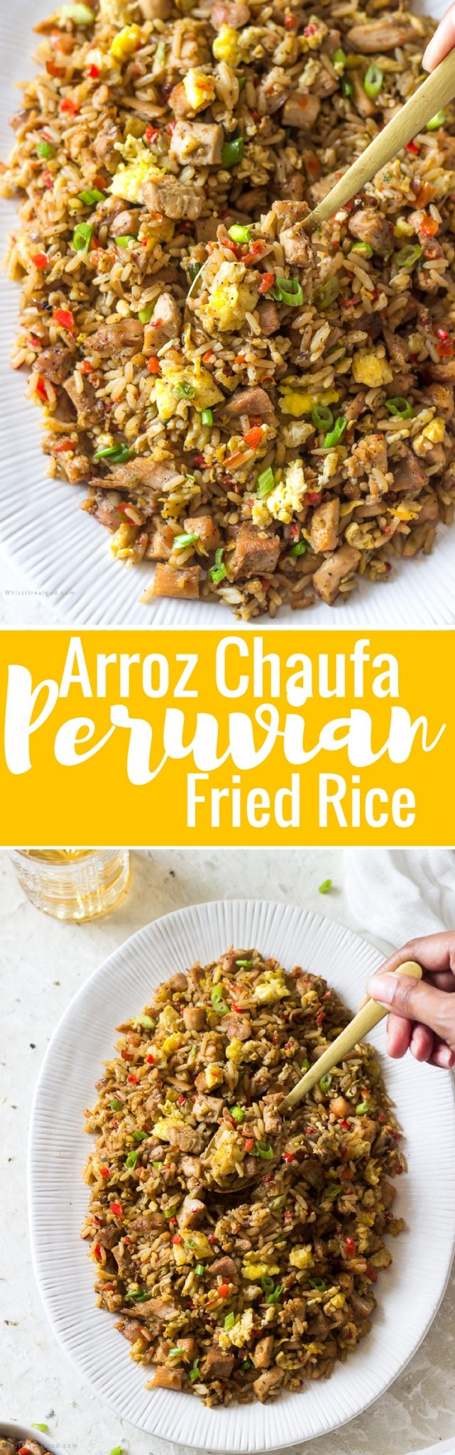 Peruvian fried rice