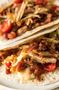 Chicken Tacos and a Taco Seasoning Recipe