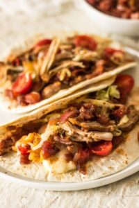 Chicken Tacos and a Taco Seasoning Recipe