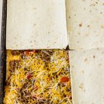 Quesadillas (Sheet Pan Quesadilla recipe)