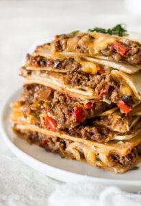 Quesadillas (Sheet Pan Quesadillas)