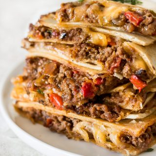 Quesadillas (Sheet Pan Quesadillas)