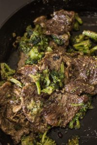 Tender Beef & Broccoli with a Twist