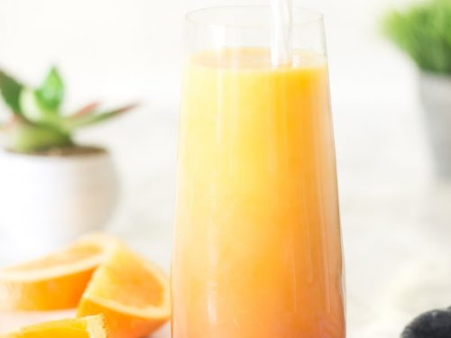 Tequila Sunrise Mocktail Recipe