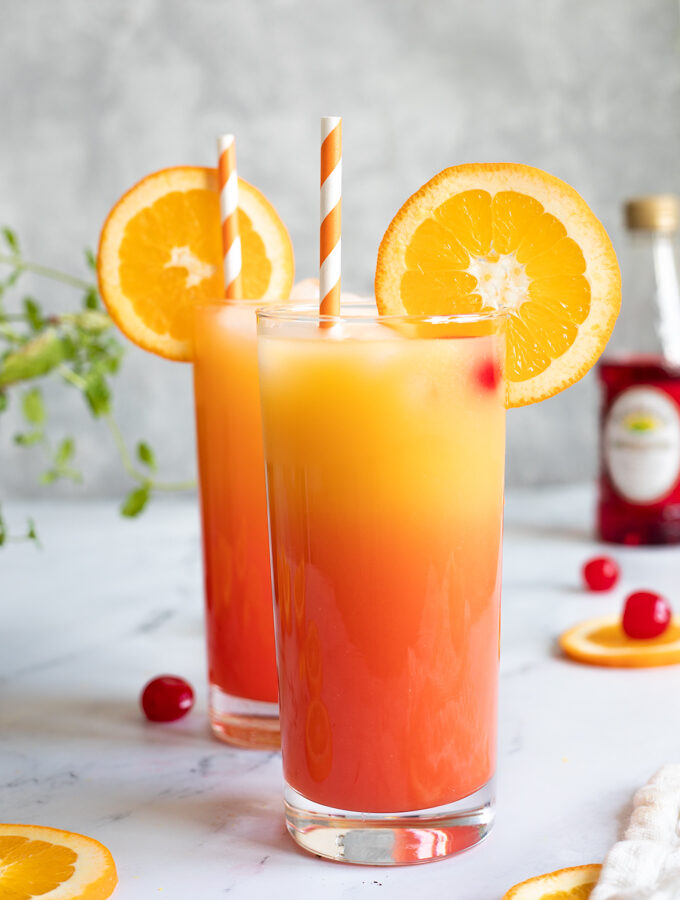 Mocktail Recipe