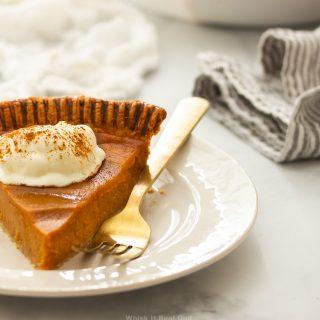 Southern Sweet Potato Pie
