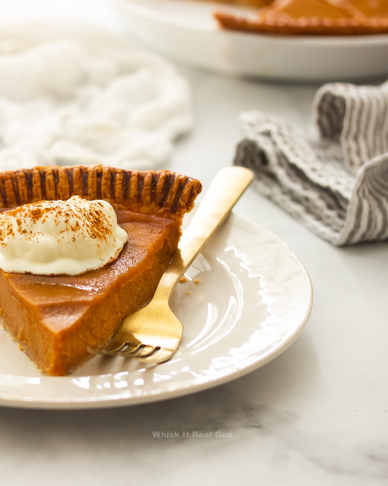 Southern Sweet Potato Pie  (The Fast Way With  Video)