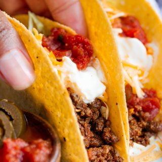 Best Classic Ground Beef Tacos