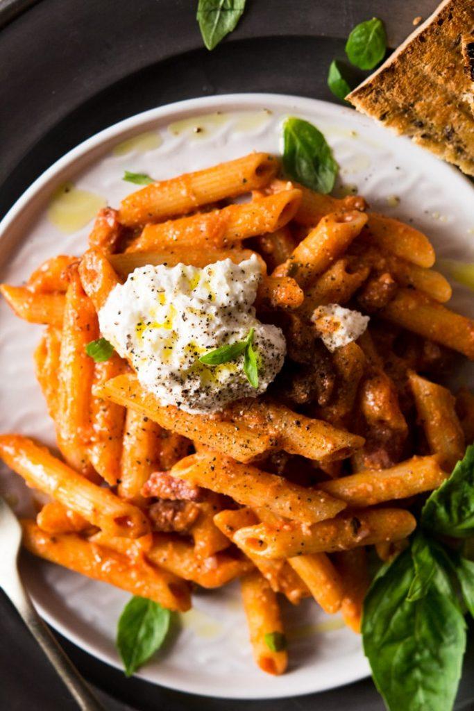 Ricotta Pasta Recipe