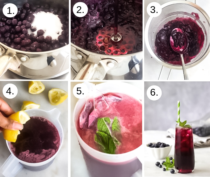 Step by step pics on how to make